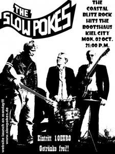 Bootshaus Rumble Mon. 02 Oct. 21:00 p.m.